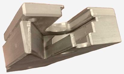 Complex Metal Bracketry